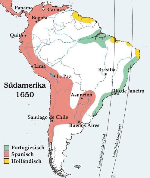 Südamerika1650